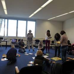 Seminar Prävention sexualisierte Gewalt